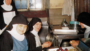 History of SVC: rediscovering Saint Vincent's Benedictine nuns