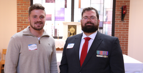 Veteran Students Honored With Scholarship