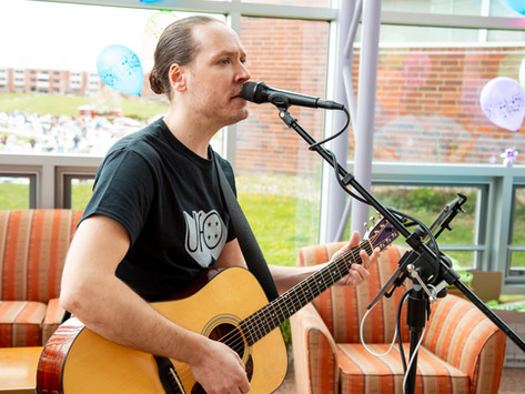 """Wimmerstock """"stocks"""" Spring Family Weekend with local music"""