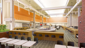 Cafeteria renovations: what's happening