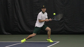 Men's tennis serves up season