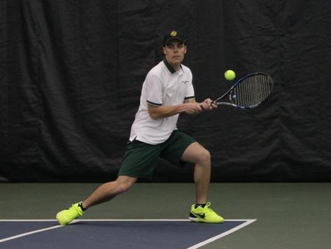 Men's tennis serves up season