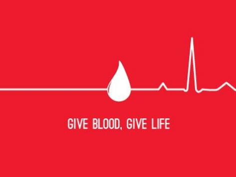 Saving lives with blood drives