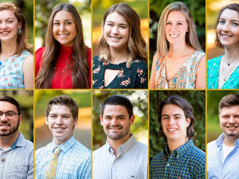 Thoughts From The 2019 Homecoming Court