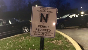 Students debate: free parking for student-teachers, commuters?