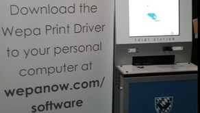 New Wēpa Printing System Explained by IT Faculty