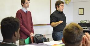 Evolution of First-Year Seminar Underway