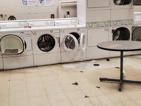 Rooney laundry room incident