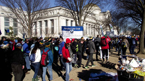 SVC students attend 45th March for Life