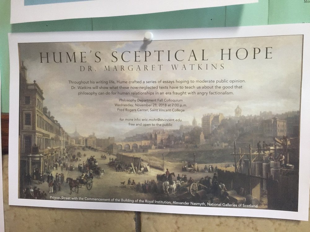 Dr Watkins Brings Works Of Hume To The Rogers Center