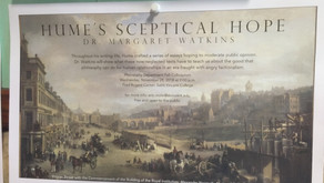 Dr. Watkins brings works of Hume to the Rogers Center