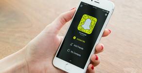 Users criticize Snapchat update