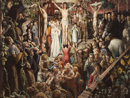 Way of the Cross exhibition closing soon