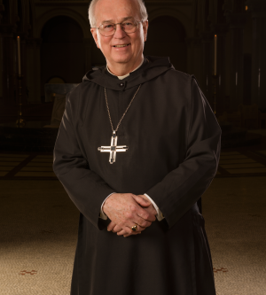 Archabbot Douglas Reflects on his Tenure