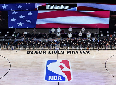 Opinion: NBA's Boycott and response is good, but players should do more