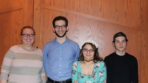 Ragan Poetry Contest Winners