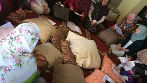 Students take trip to Islamic Center to promote cultural understanding