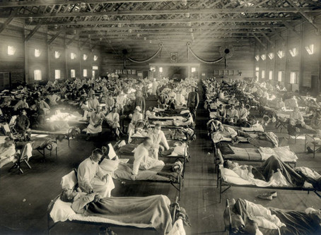 SVC History: the 1918 influenza pandemic