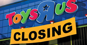 The end of an era: Toys R Us closes