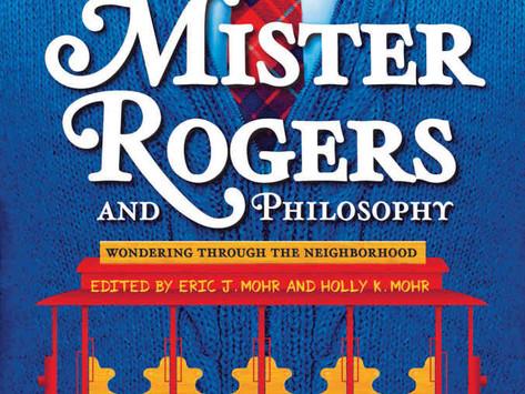Fred's philosophy studied in professor's book