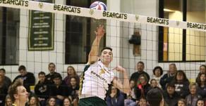 Men's volleyball begins inaugural season