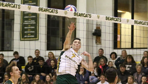 Men's volleyball begins inaugural season