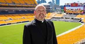 Fr. Taylor Becomes Next SVC President