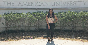 Senior will attend American University to pursue career in public relations