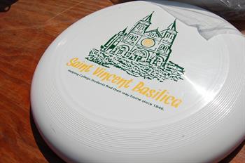 Frisbee Still Occurring Despite Limitations