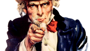 Uncle Sam's just not that into you