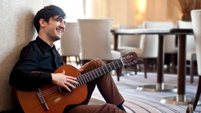 Classical guitarist's visit to SVC resumes 46th concert series