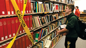 Library to reduce book collection by over 20%