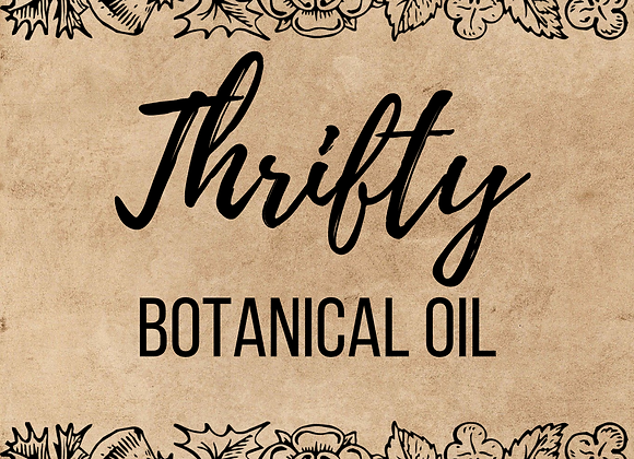 Thrifty Condition Oil