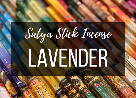 Sayta Lavender Incense