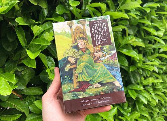 The Druid Craft Tarot Cards - Philip & Stephanie Carr-Gomm