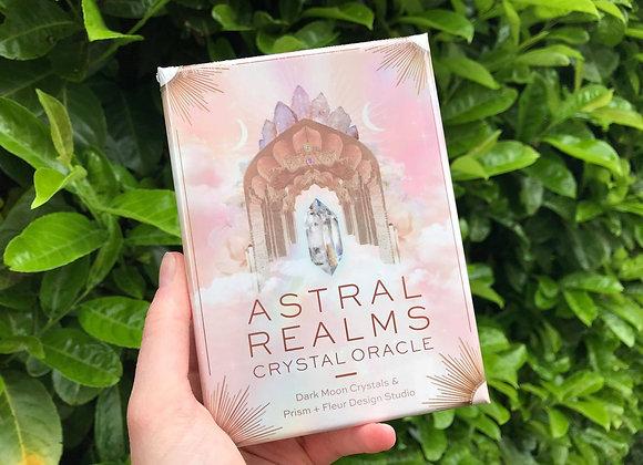 Astral Realms Crystal Oracle - Dark Moon Crystals