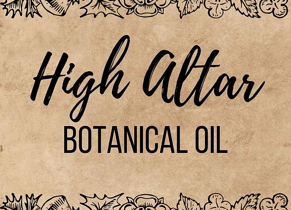 High Altar Botanical Oil