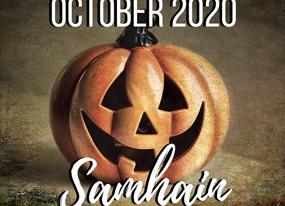 October Mystery Box - Samhain (Halloween)