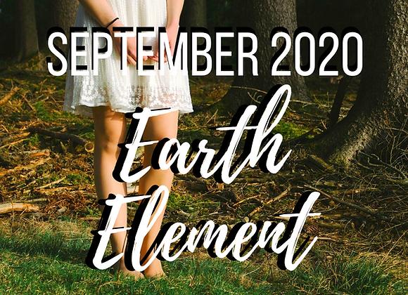 September Mystery Box - Earth Element