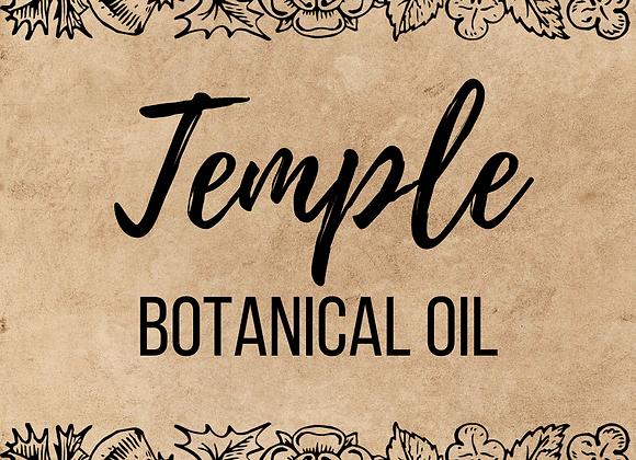 Temple Botanical Oil