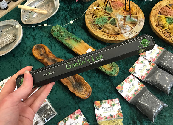 """Goblin's Lair"" Stamford Stick Incense"