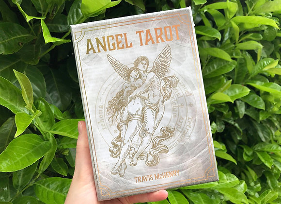 Angel Tarot - Travis McHenry