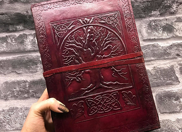Large Tree of Life Book of Shadows