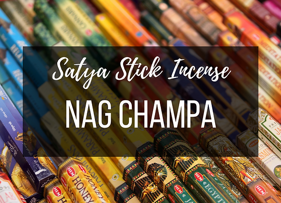 Satya Nag Champa Incense