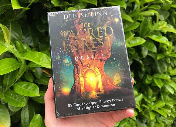 The Sacred Forest Oracle - Denise Linn