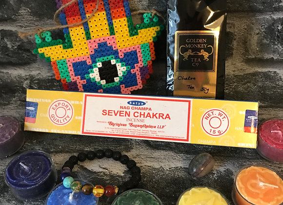 January Mystery Box - Chakra