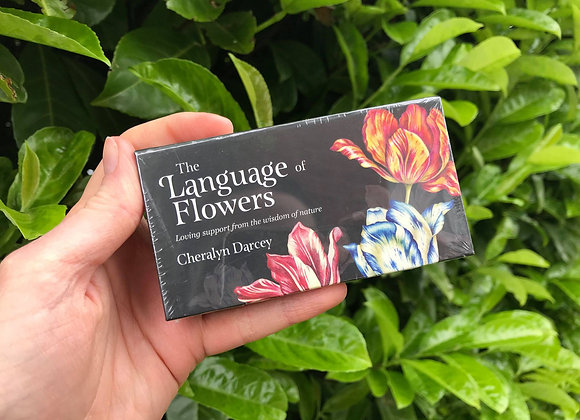 The Language Of Flowers Mini Cards - Cheralyn Darcey