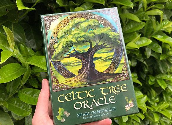 Celtic Tree Oracle - Sharlyn Hidalgo