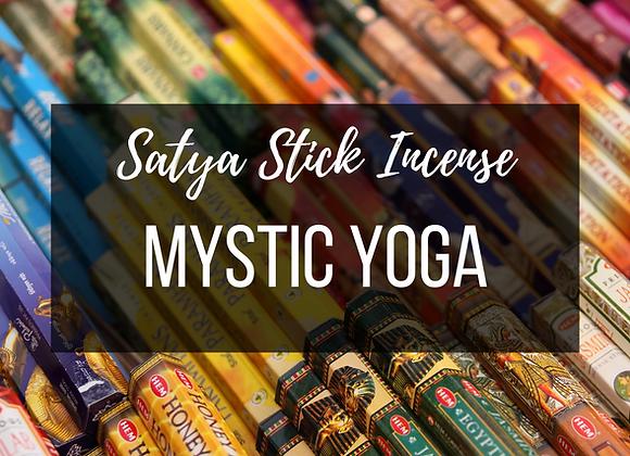 Sayta Mystic Yoga Incense