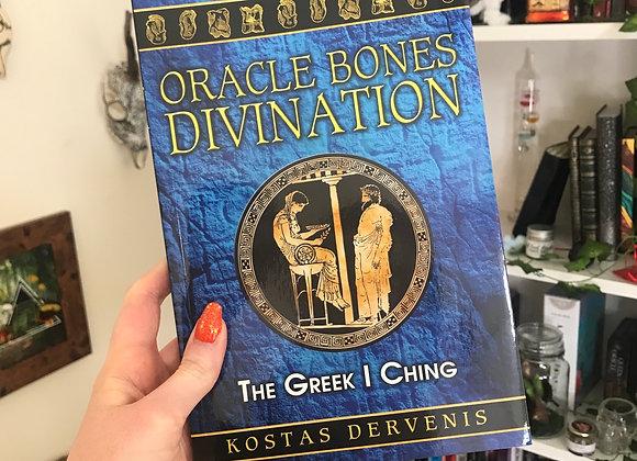 Oracle Bones Divination Kostas Dervenis